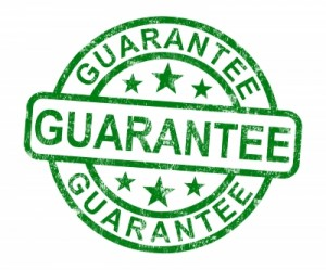 Stamp Guarantee