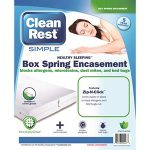 CleanRest Simple Box Spring Encasement