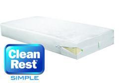 CleanRest Simple Box Spring Encasement
