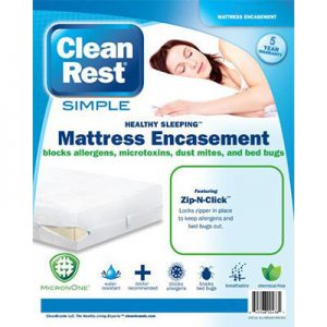 CleanRest Simple Mattress Encasement