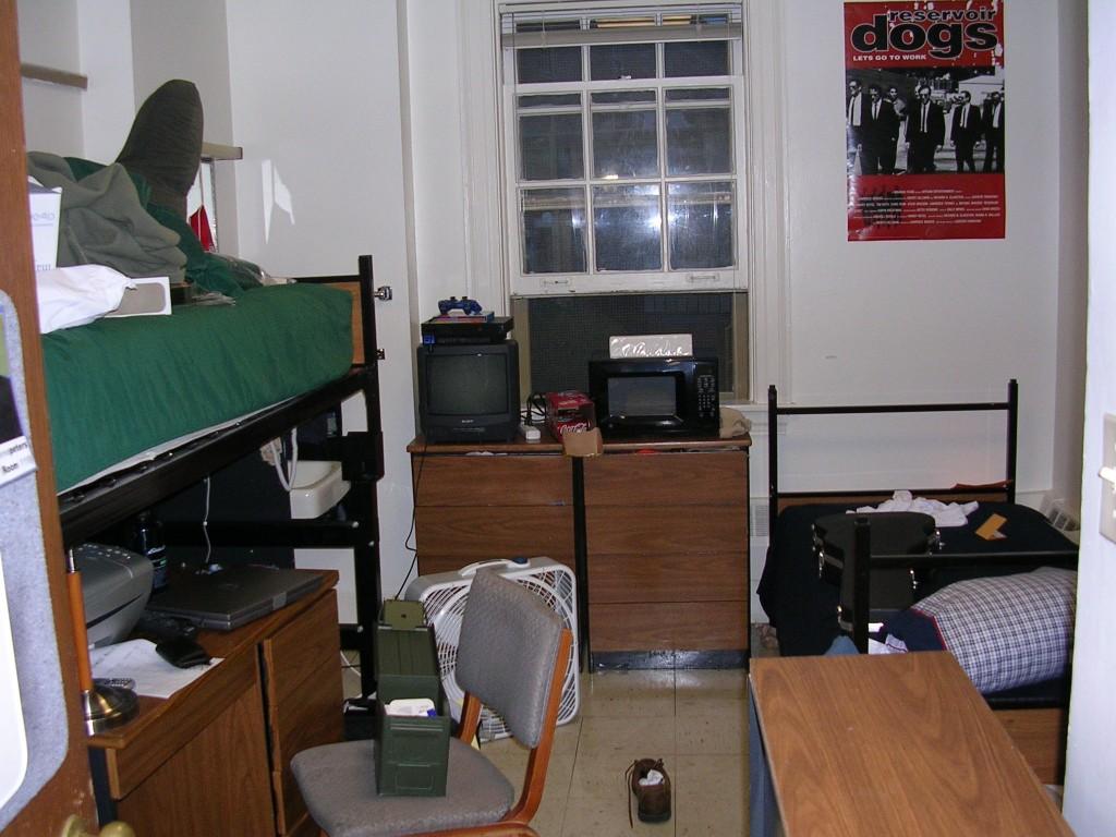 Bed Bugs University Dorm