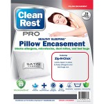 CleanRest Pro Pillow Encasement 300x300