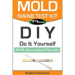 Do It Yourself Mold Test Kit (Swab Test) Package